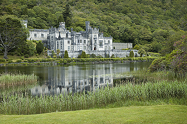 Kylemore Abbey photograph print