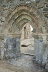 Arch painting