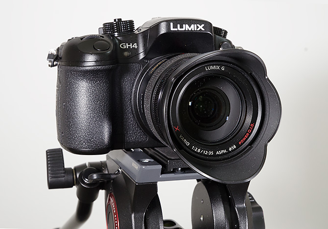 Panasonic Lumix GH4 Camera