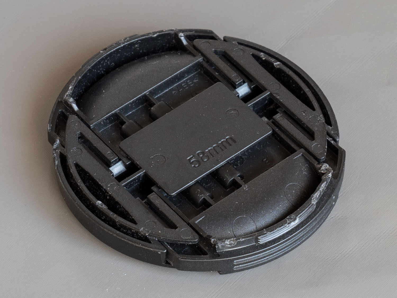 Panasonic Lumix GH4 Lens Cap