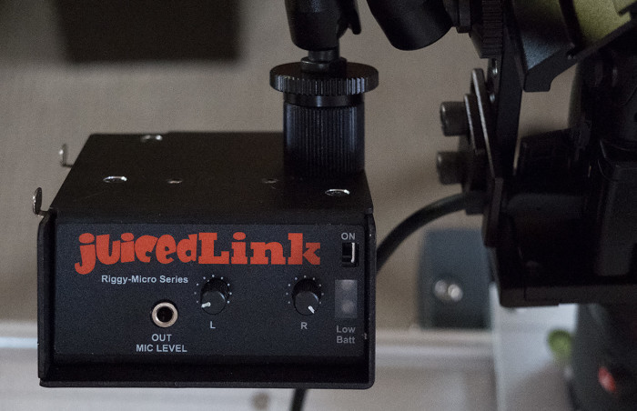 juicedLink Audio Preamp for Video Recording