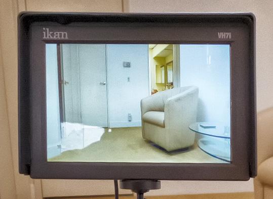 ikan video monitor with Panasonic Lumix GH4