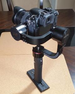 Pilotfly H1+ with Panasonic GH4 camera