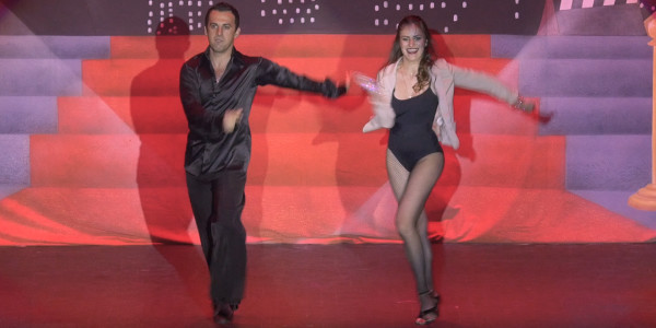 Excerpts from a Dance Show