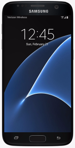 Galaxy S7 Android smartphone